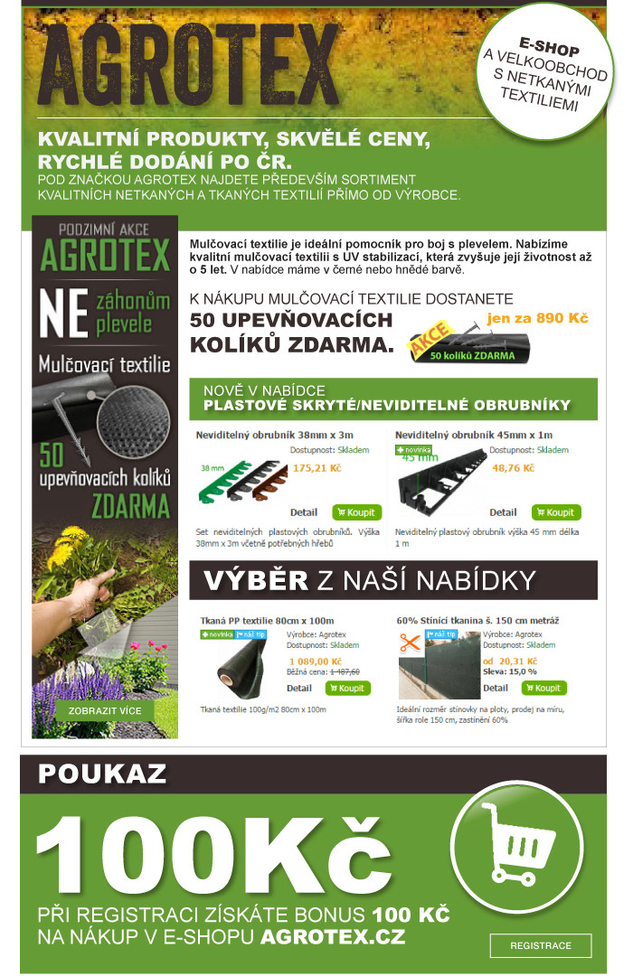 newswletter Agrotex