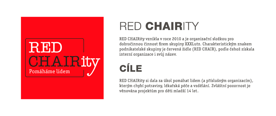 red-chairity