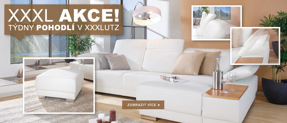 campaing - XXXLUTZ - graphic by Soufek.com