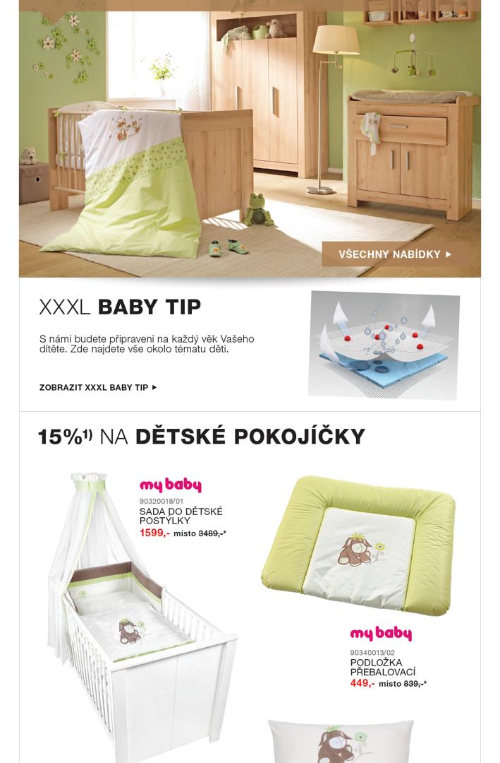 newsletter XXXLUTZ - Soufek.com